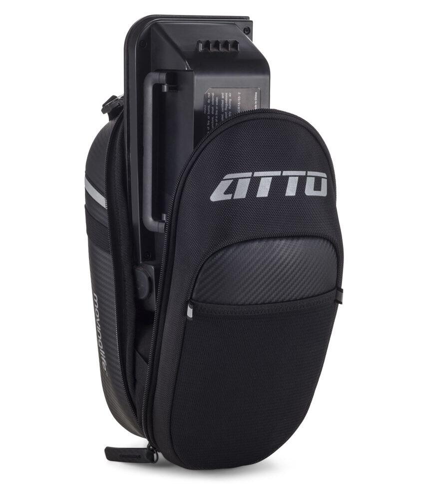 ATTO Tasche vorne 5 Liter schwarz