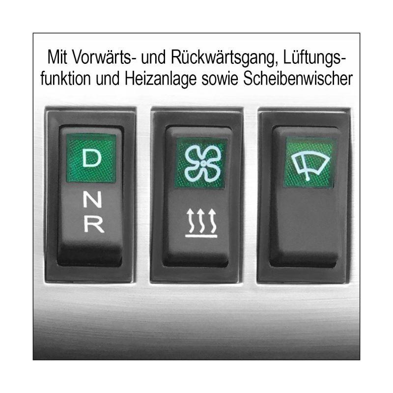 Didi THURAU Elektromobil 3-Rad eLizzy Premium 25 km/h