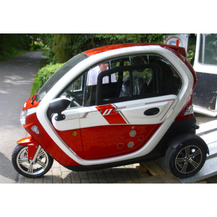 Friesen-Scooter-E-Milio-25-km-h-3000Watt-Kabinenroller-silber-1000000002634_b_0
