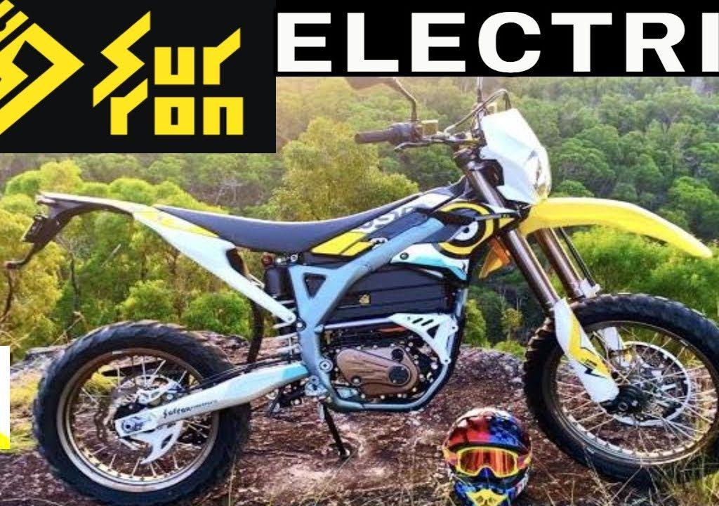 Elektro Enduro A1 Offroad