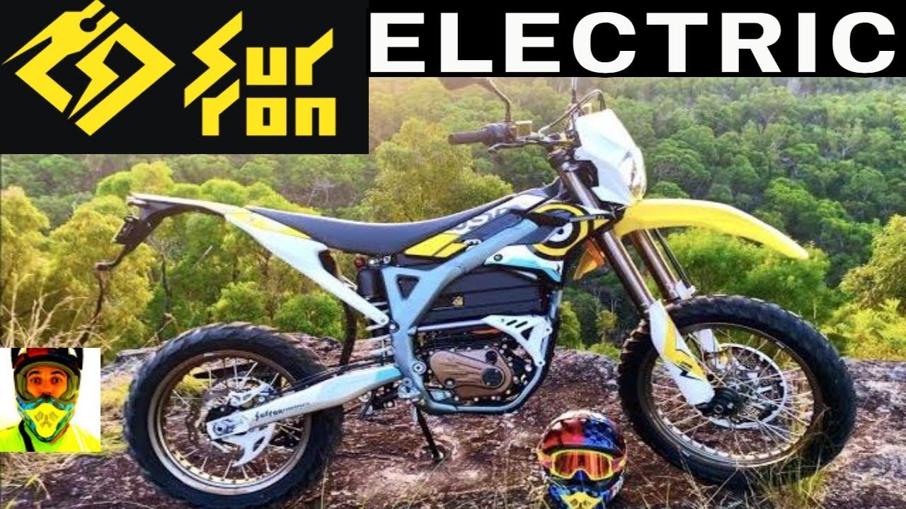 SUR-RON -The Storm Bee Elektro Enduro StvZO Zulassung A1 B196 125 Leichtkraftrad