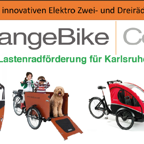 Lastenradförderung Karlsruhe – Countdown 23. Oktober 2021 um Mitternacht