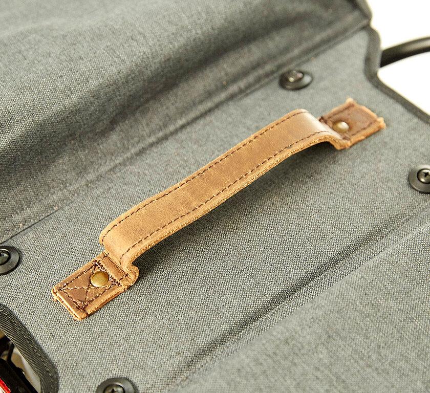 Racktime-Heda-dust-grey-inkl-Snapit-Adapter-Doppeltaschen-1000000004581_b_1