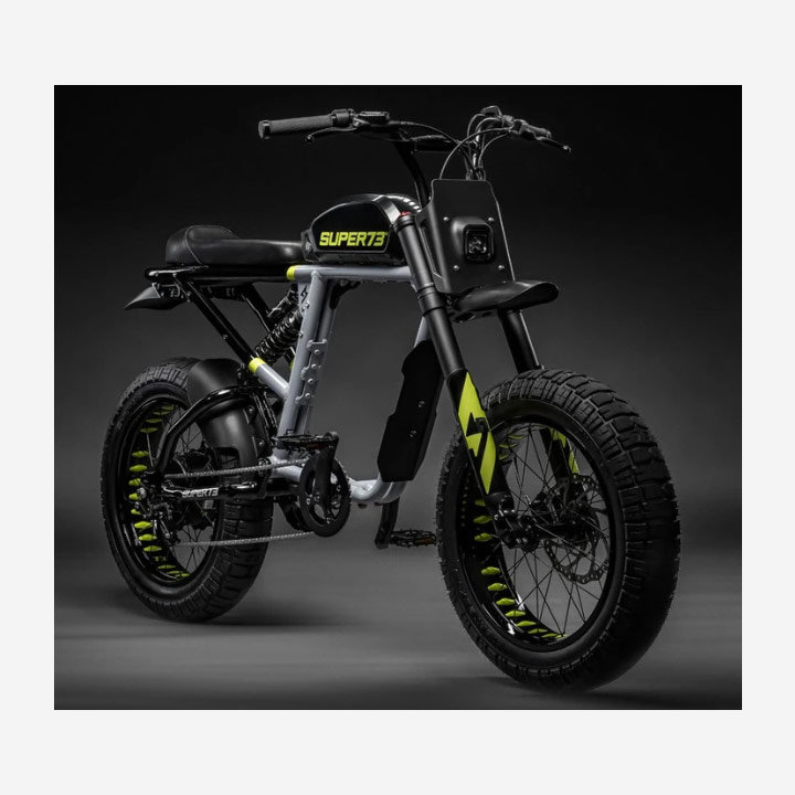 Super73® RX 25km/h 250-2000 Watt 960Wh (Olive Drab) inkl Vers. Norderney