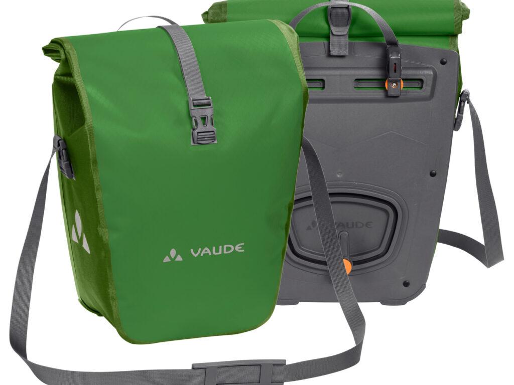 Vaude Aqua Back parrot green Gepäckträgertaschen 1 Paar